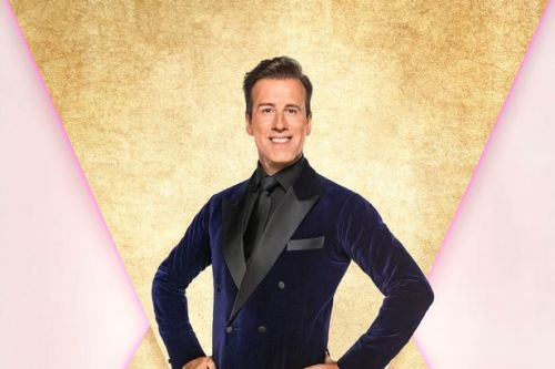 Strictly's Anton Du Beke admits that his father physically abused him as a child