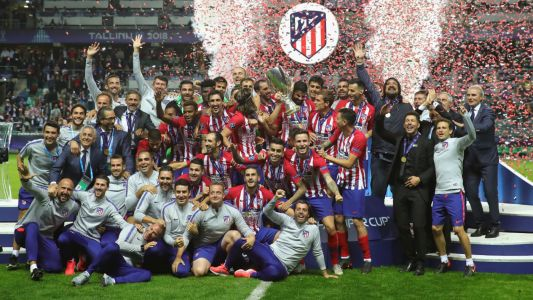 Video: Atletico Madrid beat rivals Real Madrid in Super Cup thriller
