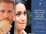 Property developer is forced to remove housing adverts featuring Prince Harry and Meghan Markle