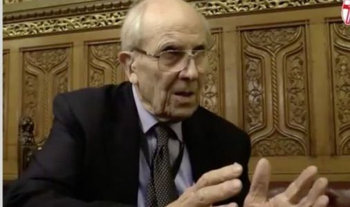 Lord Tebbit explains why UK needs new House of Commons now to 'get Brexit done'