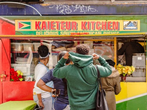 Chef Faye Gomes' Outstanding Guyanese Cuisine Returns to Elephant and Castle
