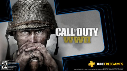 Call Of Duty: WWII free today on PS Plus