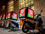 Stay-at-home Brits fuel Just Eat sales: Orders up 32% in first half