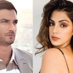 Rhea Chakraborty shares page from Sushant Singh Rajput's diary