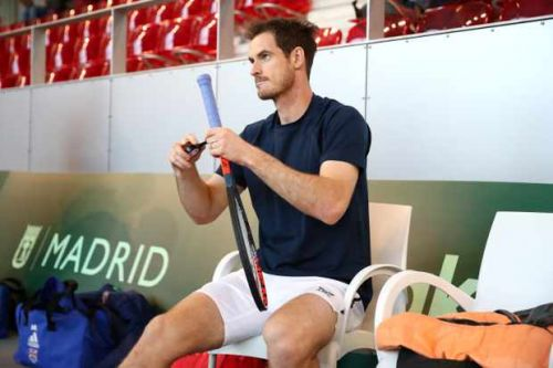 I don't need tennis any more - Andy Murray