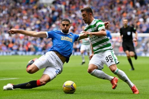 Rangers have 'dropped their level' and Celtic will mount title push as John Barnes delivers early season swipe