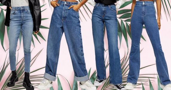 Topshop releases eight new styles of jeans with some eco-friendly options