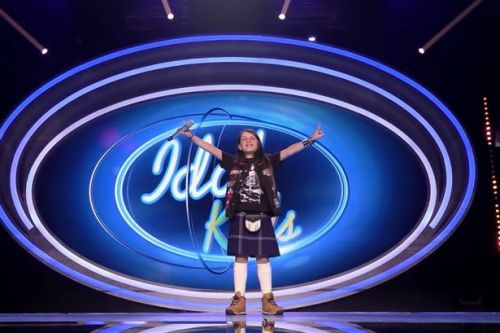 Kilted kid rocker from Fife wows judges on Spanish talent show with AC/DC song