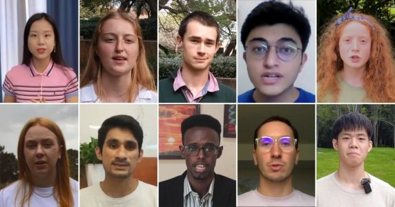 'Why world must act': Voices of young people to sound at COP26