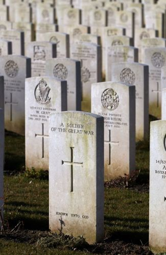 'Pervasive Racism' Meant Black And Asian WWI Troops Were Not Commemorated