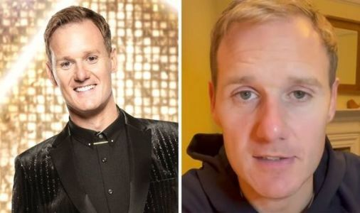Dan Walker spotted with Strictly Come Dancing pro just days before launch show