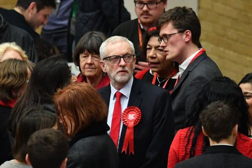 Jeremy Corbyn to quit as Labour leader after 'devastating' election results