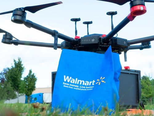 Early Walmart drone program pilots will deliver groceries and COVID-19 tests to customers. Here's everything you need to know about the retailer's delivery trials