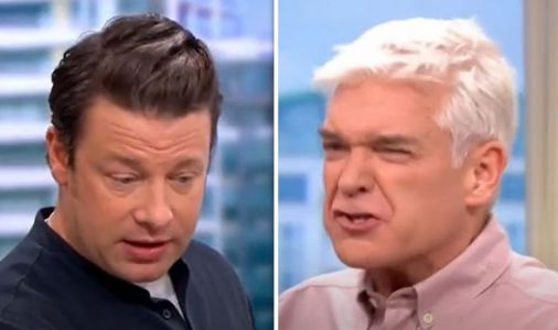 Phillip Schofield's astonishing rant at Jamie Oliver exposed: 'You filthy pervert!'