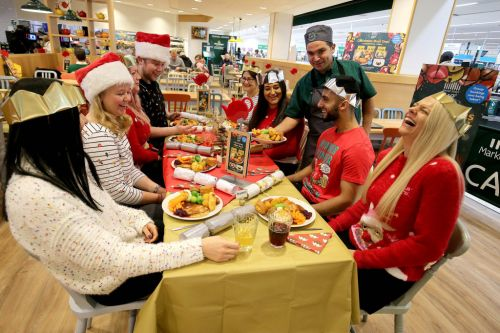 Forgotten to book the office Christmas do? Morrisons is offering festive parties for £6.50 per person