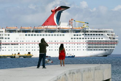 Carnival cruise lines reportedly lays off thousands of crew members, a week after announcing it's selling some of its fleet
