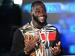 Deontay Wilder reveals his diet consists of huge steaks, pancakes and EGG MCMUFFINS