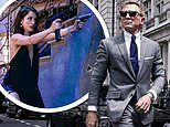Daniel Craig is credited for his 'extravagantly satisfying' Bond swansong