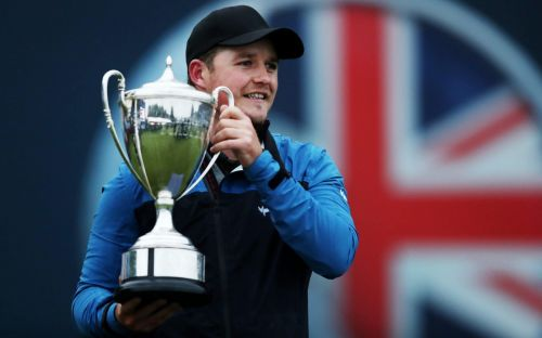 Eddie Pepperell jokes no-one can call him Rick Astley anymore after British Masters win as Augusta National spot awaits