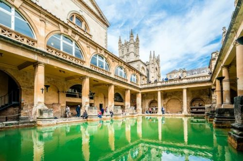 You can bag luxury Bath city breaks from £99pp including Roman Baths tickets
