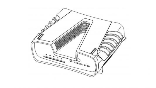 This leaked PS5 patent gives us our best look at the console design yet