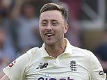 Injury to Jofra Archer means Ollie Robinson will play a more important role for England at the Ashes