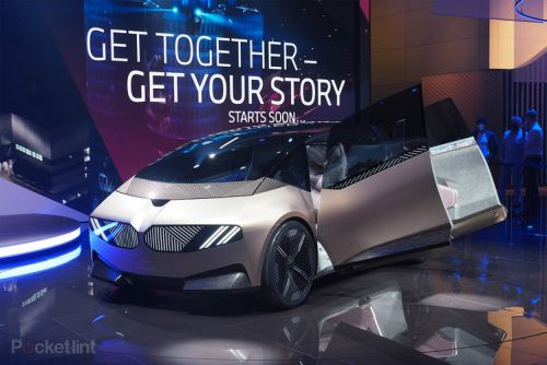 Munich Auto Show 2021 in pictures: The best EVs and concept cars of IAA Mobility