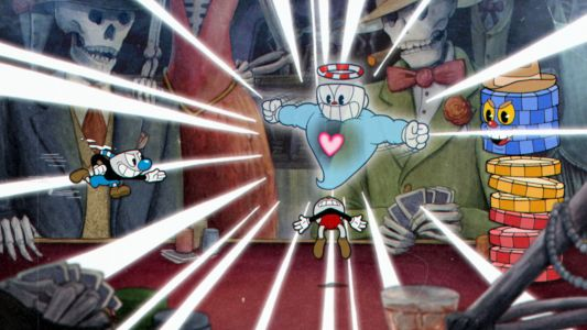 Free Cuphead update adds character selection and brand new animation