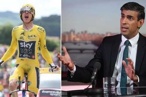 Tour de France could return to UK in 2026 with Rishi Sunak to confirm bid in his Budget