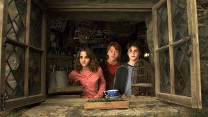 There's an absolutely magical Harry Potter Airbnb in Ireland and we're off