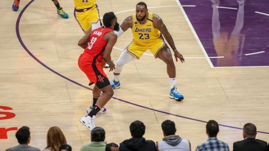 Lakers vs Rockets live stream: how to watch the NBA game online from anywhere