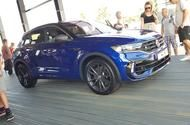 296bhp Volkswagen T-Roc R makes first UK appearance at Goodwood