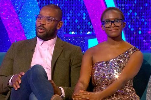 Strictly's Ugo Monye pulls out of week four due to 'back problems'