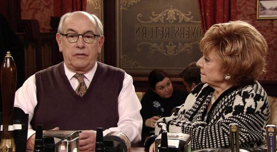 Coronation Street's Norris Cole leaves cobbles as Malcolm Hebden retires