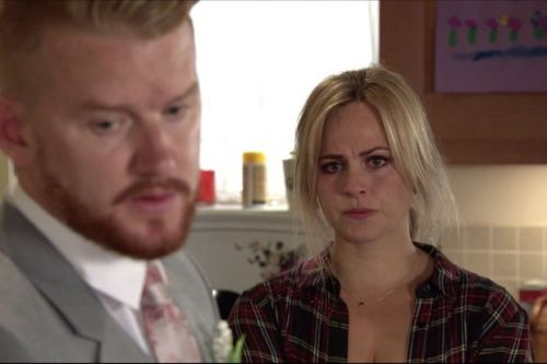 """Coronation Street: """"Sarah still cares about Gary, but she'd never go back to him"""" insists Tina O'Brien"""