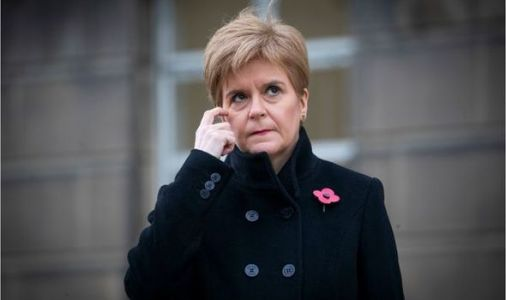 Scotland is at 'peak nationalism' but Sturgeon support will fall - ministers claim