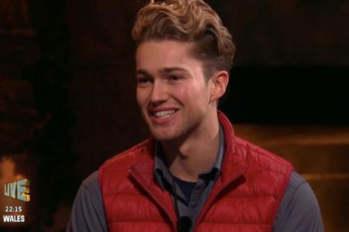 I'm A Celebrity's AJ Pritchard makes final dig at Shane Richie as he exits camp