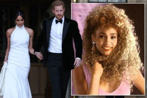 Meghan Markle and Prince Harry's first dance was Whitney Houston's 'I Wanna Dance With Somebody' - and it has special meaning