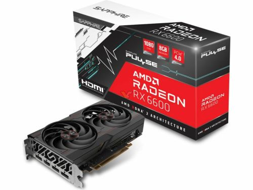 Retailer reveals Radeon RX 6600 GPU, another card you probably won't be able to buy
