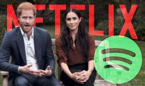 Meghan and Harry quit social media 'to drive traffic to their Netflix and Spotify deals'