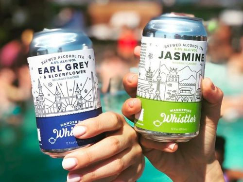 In a drinking era marked by the rise of hard seltzer, this hard-tea company is shaking things up - here's what its canned drinks tastes like