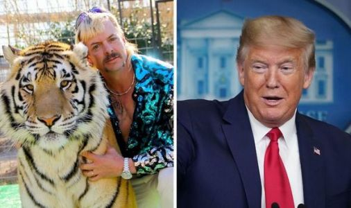 Tiger King: Will Donald Trump pardon Joe Exotic? 'I'll take a look'