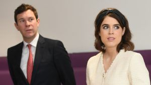 Princess Eugenie's father-in-law is in intensive care with coronavirus
