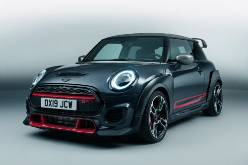 New 302bhp MINI John Cooper Works GP launched at LA Motor Show