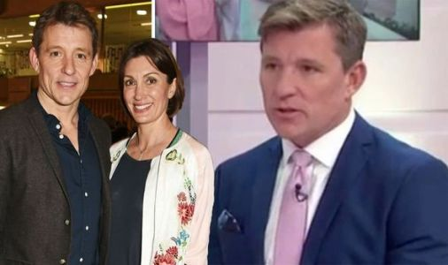 Strictly Come Dancing: Ben Shephard admits wife banned him over Strictly curse fears