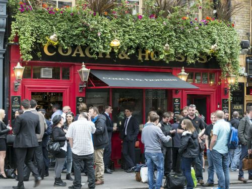 The Essential Local London Pubs