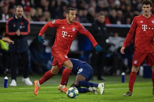 Bundesliga's 'best of Thiago' highlights show what he could bring to Liverpool