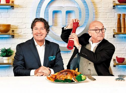 Gregg Wallace is delighted he no longer has to share food on MasterChef due to Covid rules