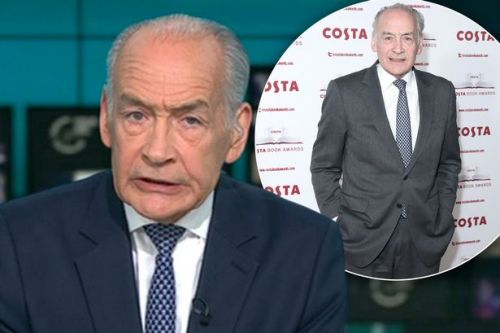 Alastair Stewart quit after black Twitter user claimed TV star 'called him an angry ape'
