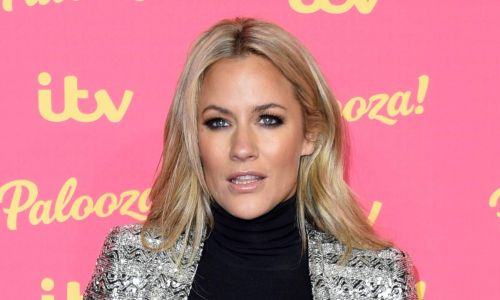 Caroline Flack has a travel nightmare as she heads to Cape Town to film Winter Love Island